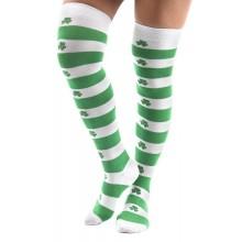 St. Patricks Knehøye Sokker