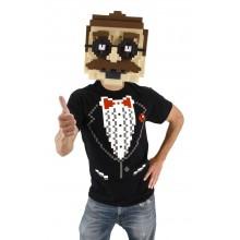 8-bit Maske Mann