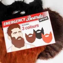 Emergency skägg