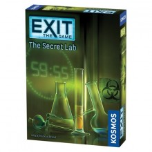Exit: The Secret Lab, Samarbeidspill