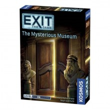 Exit: The Mysterius Museum, Samarbeidspill
