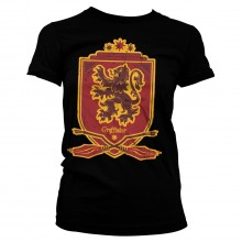 Harry Potter Gryffindor Dame T-shirt