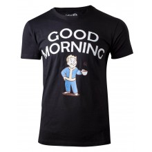Fallout Good Morning T-skjorte