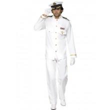 Kaptein Deluxe-kostyme