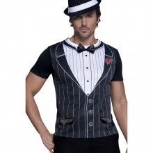 Fever Herre Gangster Umiddelbar T-Skjorte
