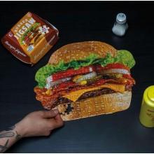 Puslespill Hamburger