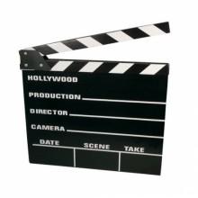 Filmklapper Stor