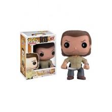 The Walking Dead POP! Vinylfigure Prison Yard Rick 10 cm