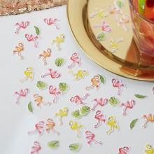 Dekorasjon Flamingo Konfetti