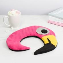 Nakkevarmer Flamingo