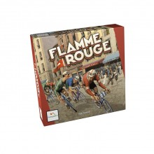 Flamme Rouge, Strategispill