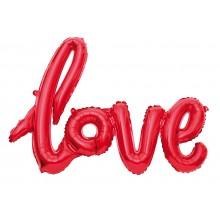Folieballong Love 36 cm