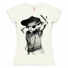 Pippi Pirat-T-Skjorte