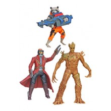 Guardians of the galaxy Figur 13cm Galactic Battlers