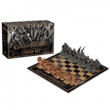 Game of Thrones Sjakk Collector Chess Set