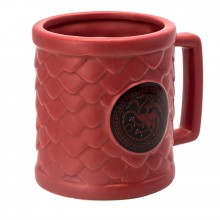 Game Of Thrones 3D Krus Targaryen Dragon