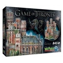 Game Of Thrones 3D puslespill Red Keep
