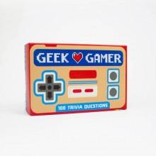 Frågespel Geek Gamer