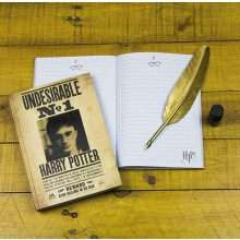 Harry Potter Lentikulær Notatbok