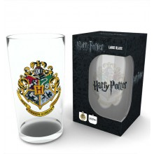 Harry Potter Stort Glass Hogwarts