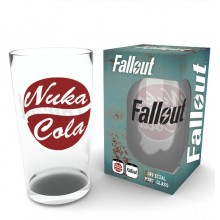 Fallout Stort Glass Nuka Cola
