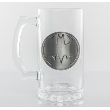 Ølglass Batman Logo