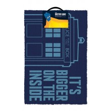 Doctor Who Dørmatte Tardis