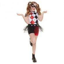 Harley Quinn Karnevalkostyme Barn
