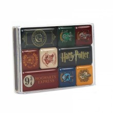 Harry Potter Magneter - Sett