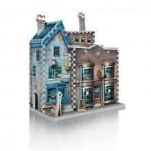 Harry Potter 3D Puslespill Olivanders Tryllestavbutikk
