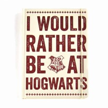 Harry Potter Notatbok Rather Hogwarts