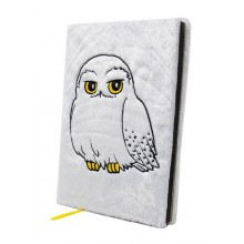Harry Potter Notatbok Fluffy Hedwig