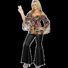 Hippie Kostyme, Dame