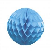 Honeycomb Blå 25 cm