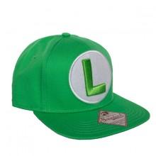 Nintendo Luigi Logo Kaps