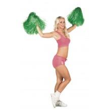 Cheerleader Pom Pom GrØNn