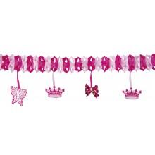 Girlang Prinsesse 4 M