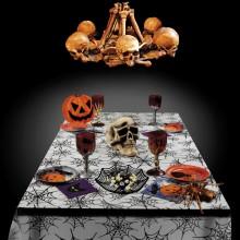 Bordduk Edderkopp Halloween