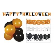 Dekorasjons-Set Halloween
