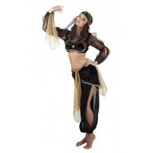 Arabisk Prinsesse Karnevalskostyme