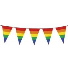 Girlander Vimpel Pride 8 m
