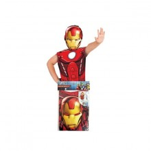 Iron Man Party Pack Karnevalkostyme Barn
