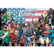 PLAKAT DC COMICS (JLA CLASSIC GROUP)