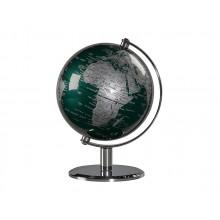 Globus Liten Mørkegrønn