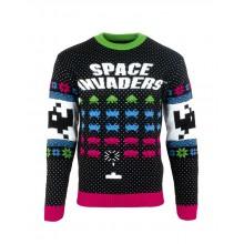 Julegenser Space Invaders