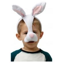 Kaninmaske Til Barn