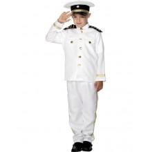 Kapteinkostyme, barn