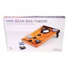 Mini Bean Bag Throw