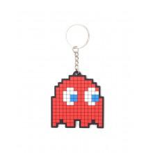 Pac-Man Blinky Nøkkelring