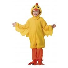 Kylling Karnevalskostyme Barn
